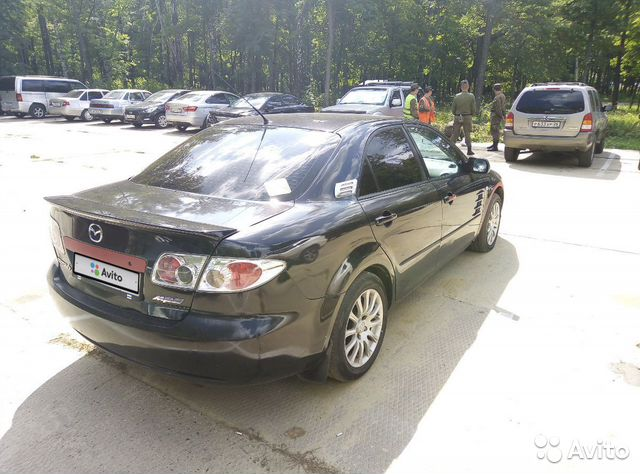 Mazda 6, 2005 89587918698 купить 2