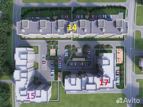 1-к квартира, 32 м², 1/10 эт. 89157705828 купить 4