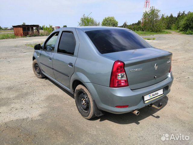 Renault Logan, 2012 89584894924 купить 2