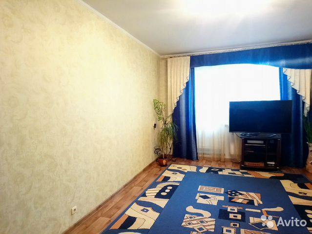 3-к квартира, 89.1 м², 6/10 эт.