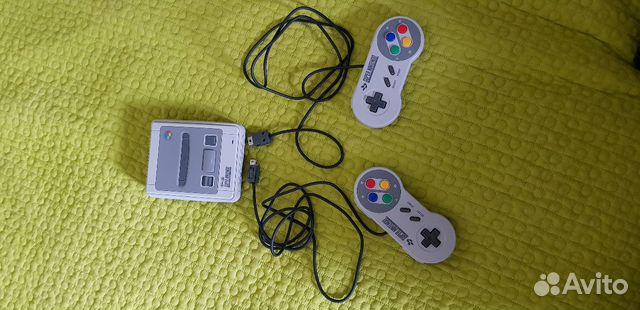 Nintendo classic mini 89811050554 купить 3