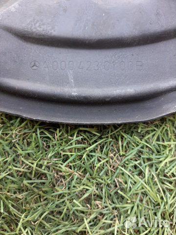 Кожух тормозного диска задний Mercedes Amg Glc 43