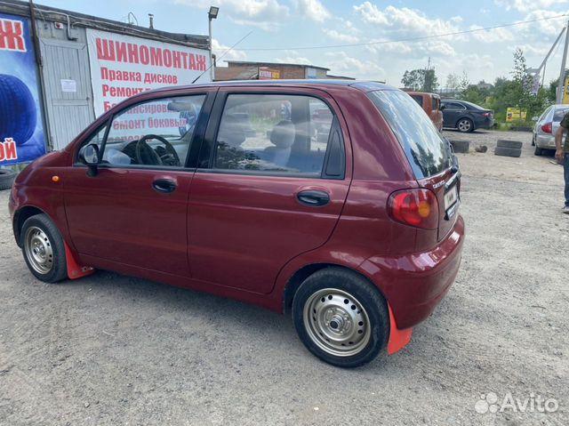 Daewoo Matiz, 2008  89062928696 купить 2