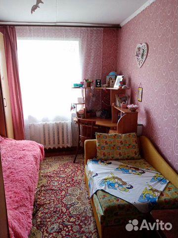 3-к квартира, 59 м², 2/2 эт. купить 6