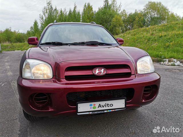 Hyundai Santa Fe, 2009 купить 10