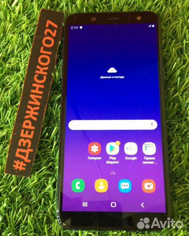 Смартфон SAMSUNG Galaxy A6 купить 1
