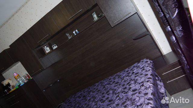 Комплект кровать, матрас, изголовье, тумбочки  89506276098 купить 6