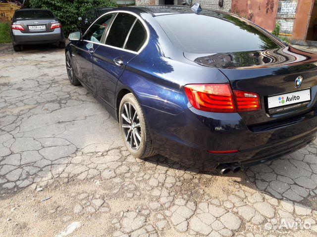 BMW 5 серия, 2011  89527972079 купить 4