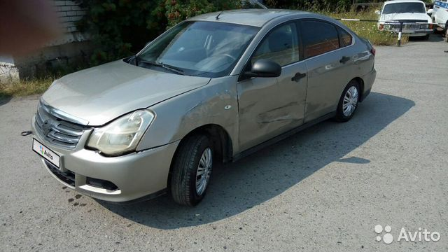 Nissan Almera, 2016 89195982330 купить 1