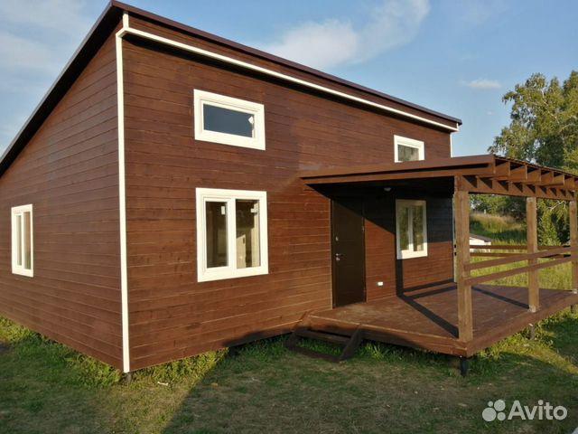 Дом 70 м² на участке 6 сот.  купить 1