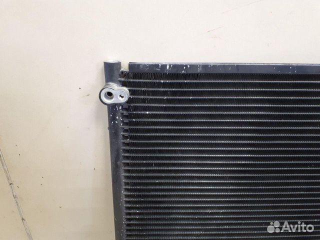 Радиатор кондиционера (конденсер)  купить 2