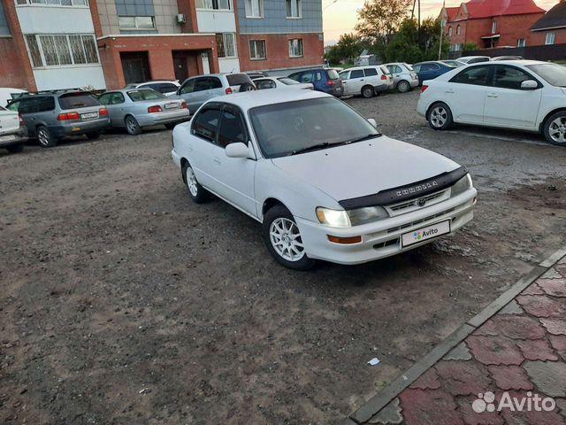 Toyota Corolla, 1992  buy 4