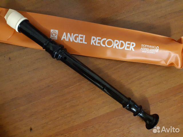 Блок флейта новая  купить 5