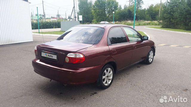 KIA Sephia, 2001  89605085857 купить 4