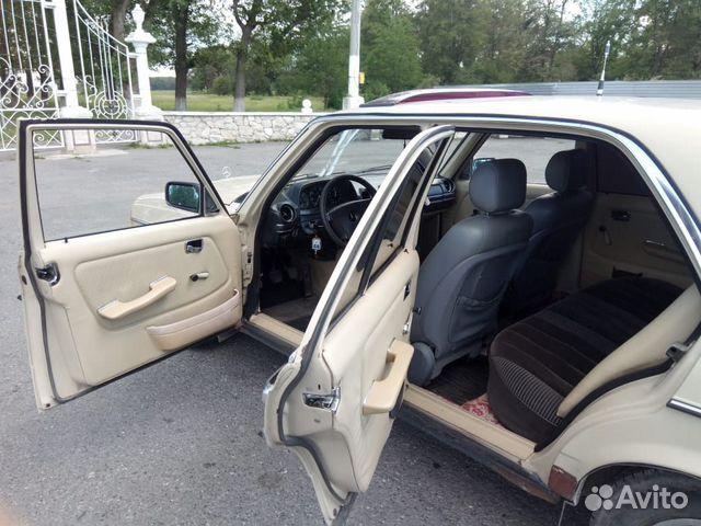 Mercedes-Benz W123, 1977  89194212494 купить 8