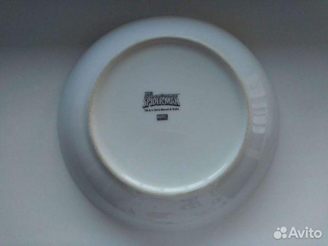 Тарелка глубокая  89509935073 купить 2