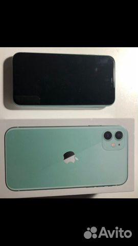 iPhone 11, green, 128 Gb  89159144153 купить 2