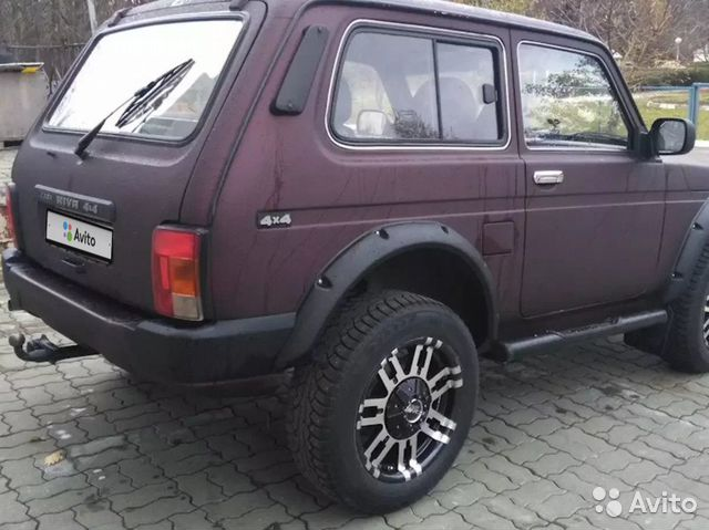 LADA 4x4 (Нива), 2007  89191604705 купить 3