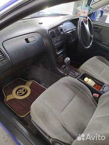 Toyota Mark II, 1994  89584893123 купить 10