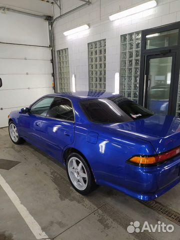 Toyota Mark II, 1994  89584893123 купить 3