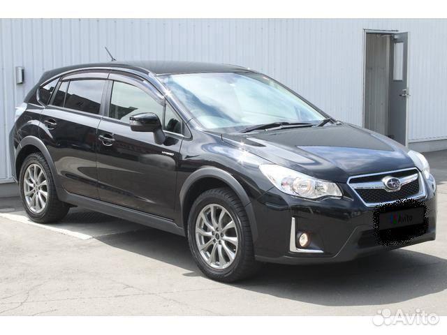 Subaru XV, 2017  89530952138 купить 2