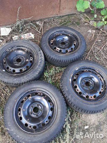 Комплект зимних колес  89815080386 купить 1