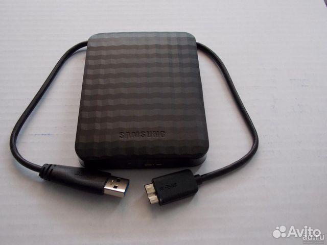 Переносной жесткий диск Samsung 1 t  89967473424 купить 1