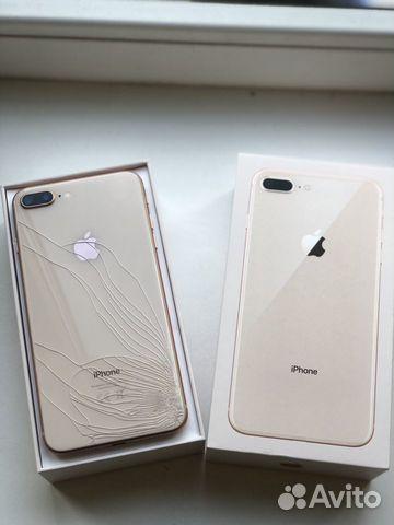 iPhone 8 Plus 64 Gb  89324146505 купить 2