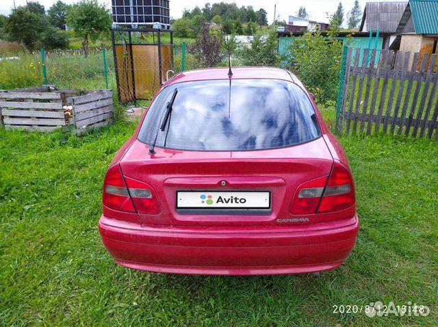 Mitsubishi Carisma, 2003  89062204634 buy 8