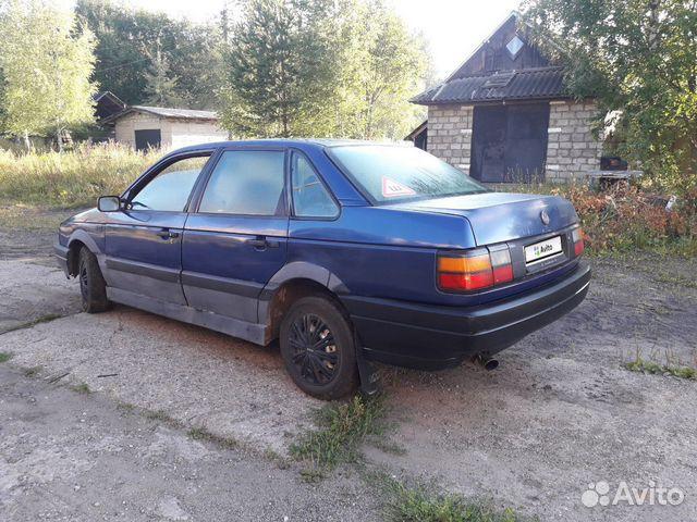 Volkswagen Passat, 1989  89607165432 купить 2