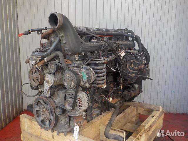 Двигатель Скания DT1217L01 480 л.с. Euro4 HPI (Sca  83919898433 купить 1