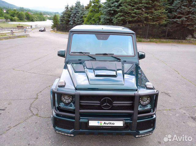 Mercedes-Benz G-класс, 2003  89280729001 купить 1