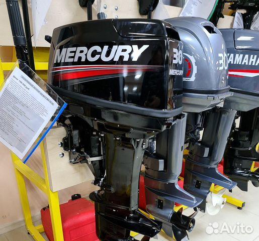Мотор Mercury 30M (новые моторы с завода tohatsu)  83462447044 купить 1