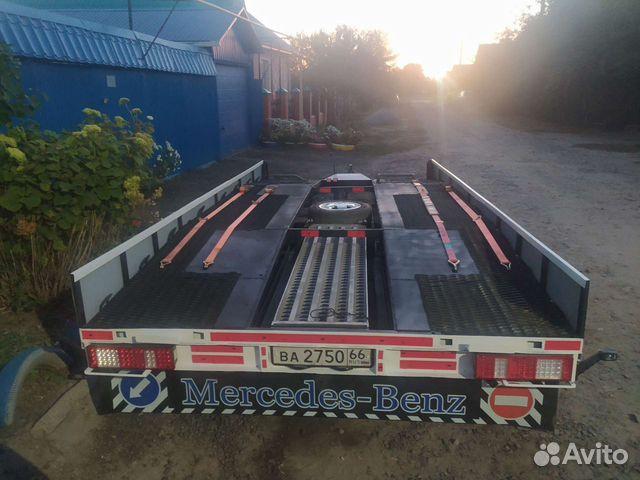 Автовоз эвакуатор knott под спец технику лафет  89107494721 купить 3