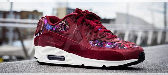 Nike wmns Air Max 90 SE 881105 600 us 7.5