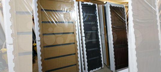 Двери межкомнатные выставочные, новые 125 шт