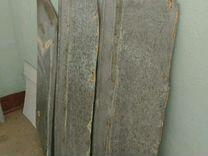 Обрезные листы железа