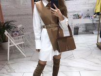 Стильное платье — Одежда, обувь, аксессуары в Москве