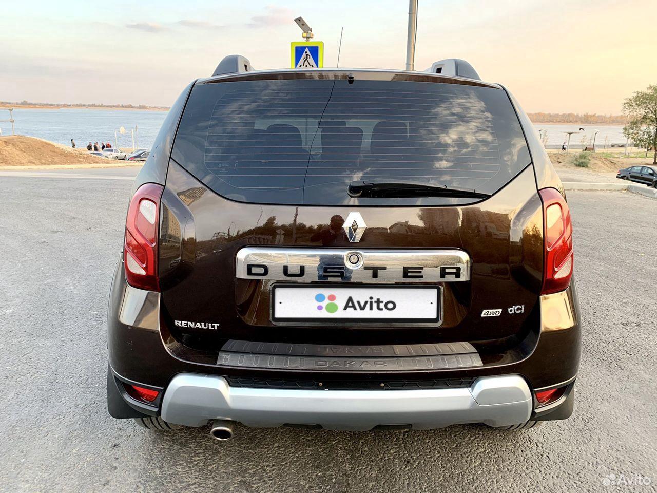 Renault Duster, 2016  89610795153 купить 7