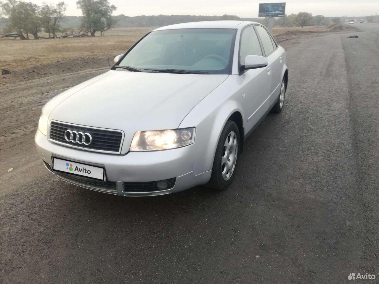 Audi A4, 2003  89066892526 купить 1