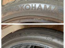 Разноширокие шины 255/40 R20 и 295/35 R20 Yokohama