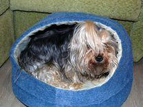 Домик - лежак для собачки