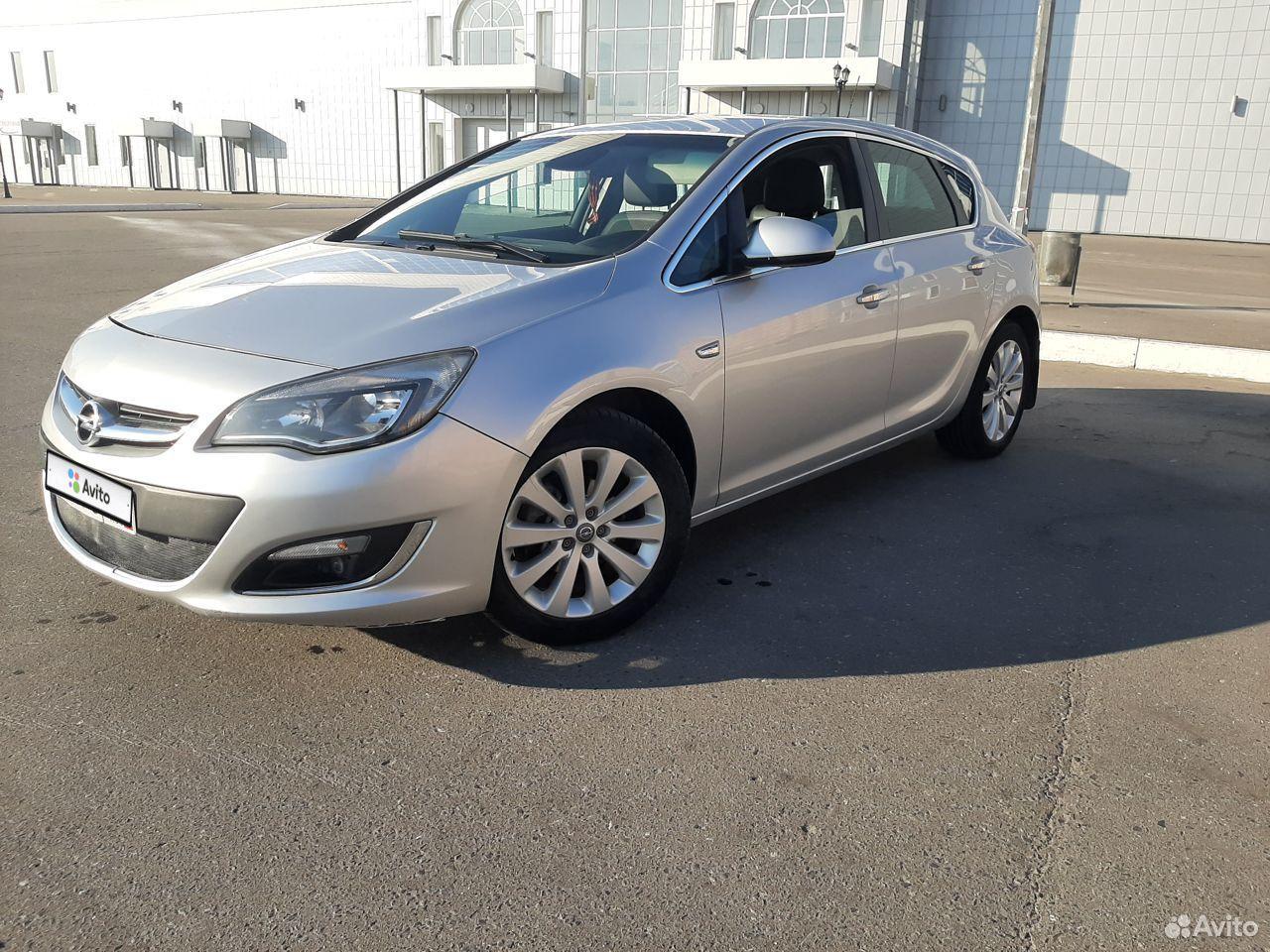 Opel Astra, 2012  89877309141 купить 1