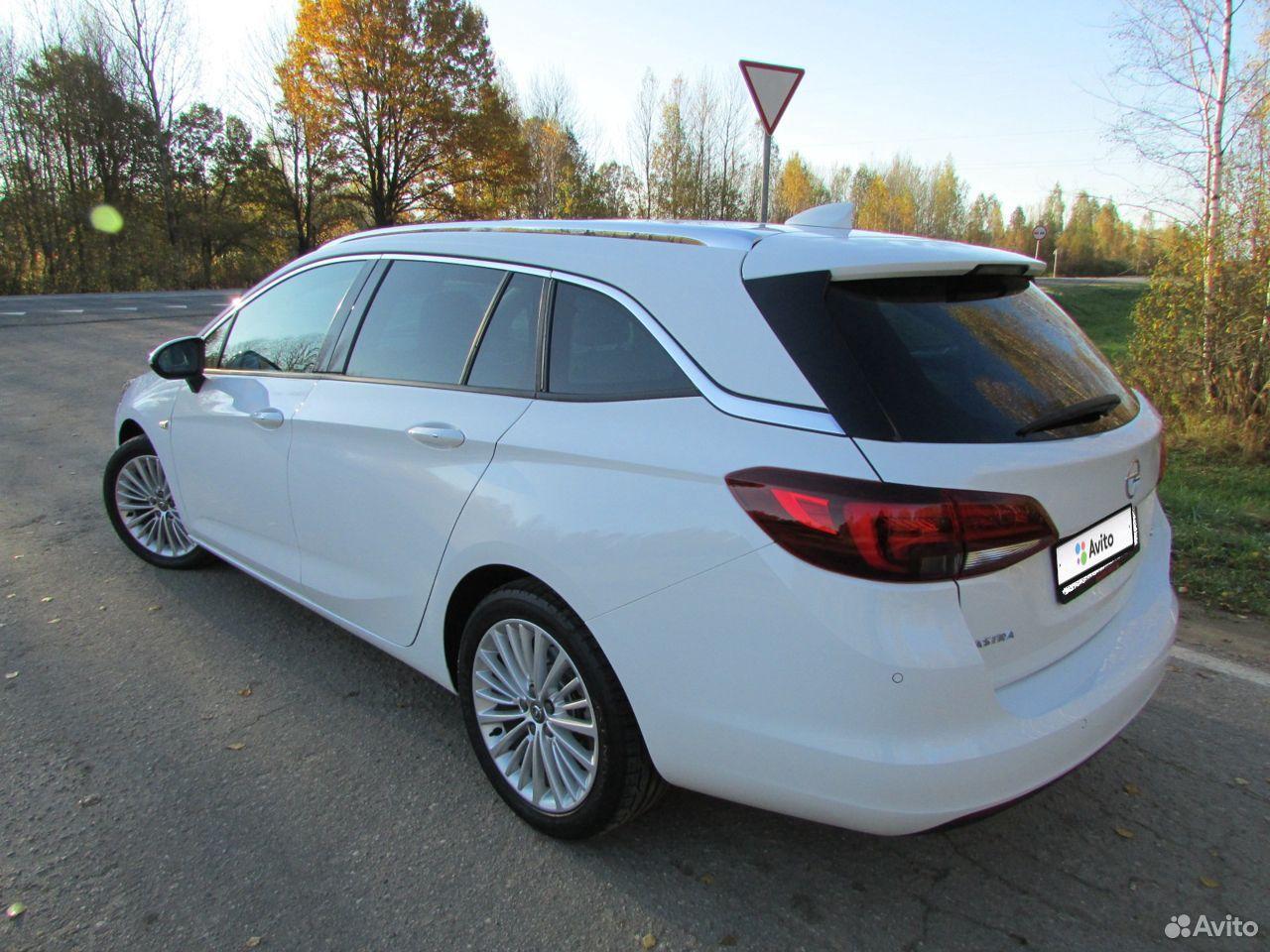 Opel Astra, 2017  89611352604 купить 3