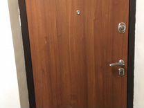 Дверь входная металлическая взломостойкая Эльбор