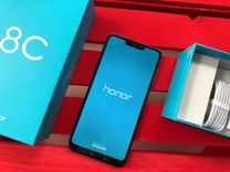 Honor 8C (Черный) 64Gb Гарантия год