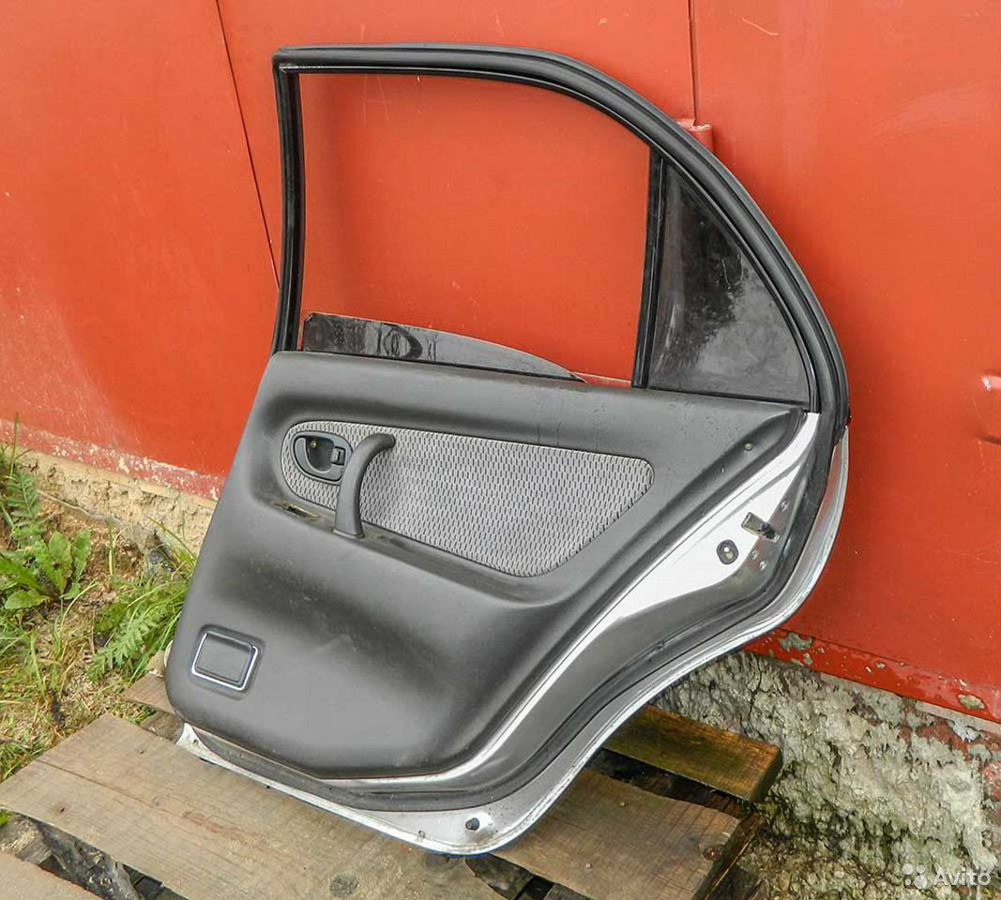 Дверь задняя правая Mitsubishi Galant 7  89208994545 купить 5