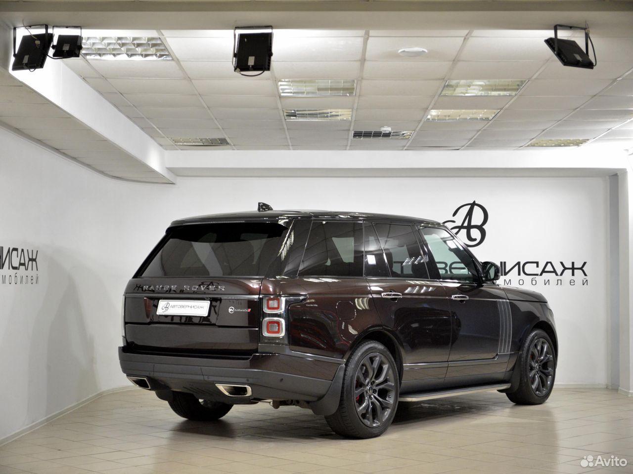Land Rover Range Rover, 2018  88126048925 купить 6