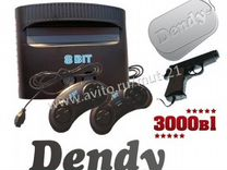 Dendy Call of Duty Ghost 3000-in-1 (Денди)