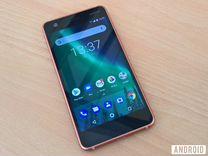 Телефон Nokia 2 в идеальном состоянии